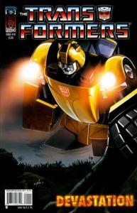 Transformers: Devastation #1, NM- (Stock photo)
