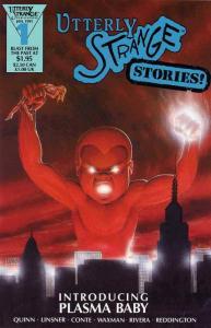Utterly Strange Stories #1 VF/NM; Utterly Strange Publications   save on shippin