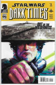 Star Wars: Dark Times -- Out of the Wilderness #5 of 5 VF (Republic 105)