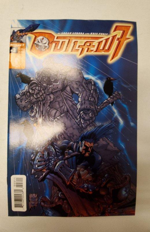 Outlaw 7 #3 (2002) NM Dark Horse Comic Book J667