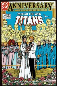 Tales of the Teen Titans #50 (Feb 1985, DC) 7.0 FN/VF