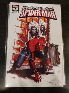 Friendly neighborhood spider-man #1 DELL OTTO SCORPION COMICS VARIANT