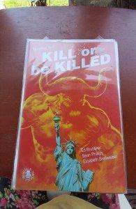 Kill or be Killed #10 (2017)