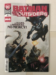 Batman & the Outsiders #12 (2020)