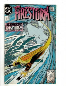 Firestorm, the Nuclear Man #90 (1989) YY7
