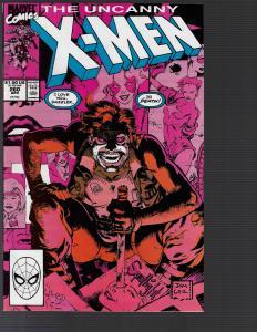 Uncanny X-Men #260 (Marvel, 1990)