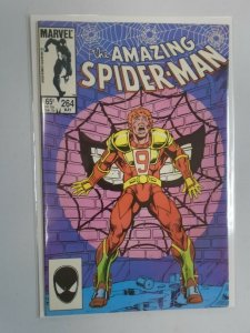 Amazing Spider-Man #264 Direct edition 8.0 VF (1985 1st Series)
