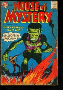 House of Mystery #138 (1963)