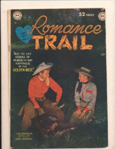 Romance Trail #2, Fine (Actual scan)