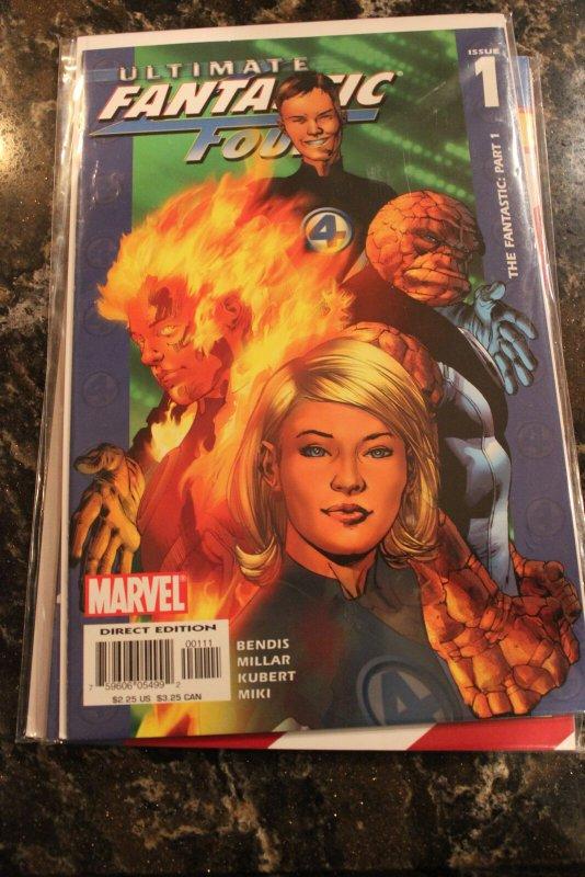 Ultimate Fantastic Four #1 (Marvel,2004) Condition NM/MT