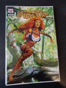 AMAZING SPIDER-MAN #17 COMICXPOSURE MIKE MAYHEW EXCLUSIVE