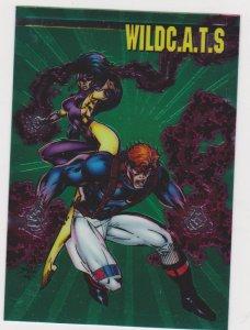 1994 Wildcats Chromium Promo Card #PR1