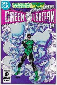 Green Lantern   vol. 2   #167 FN Corps