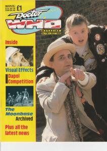 Doctor Who Magazine No. 138 July 1988
