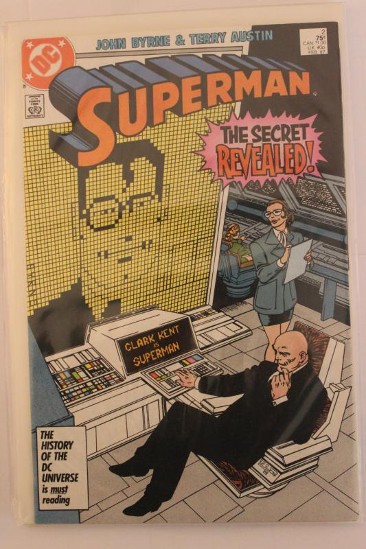 Superman  #2 9-4-nm