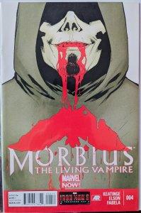Morbius: The Living Vampire #4 (2013)