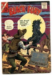 Black Fury #55 1965- Charlton Western comic VG