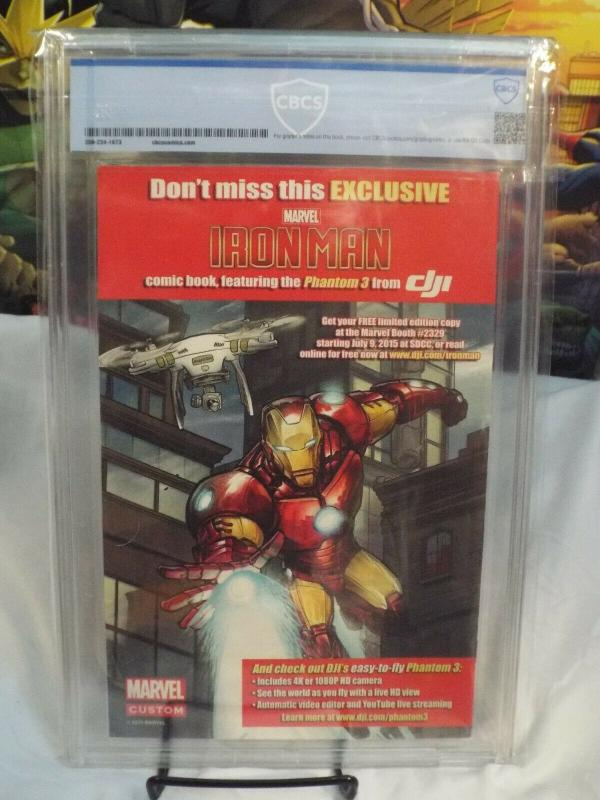 Deadpool's Secret Secret Wars #3 - CBCS 8.0