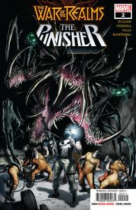 War Of The Realms Punisher #2 (Marvel, 2019) NM