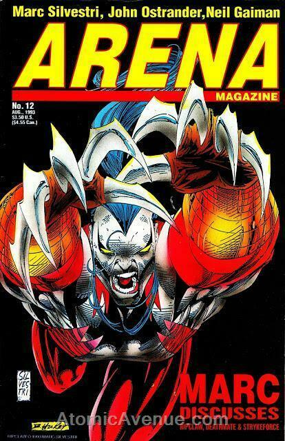 Arena Magazine #12 VF/NM; Arena | save on shipping - details inside