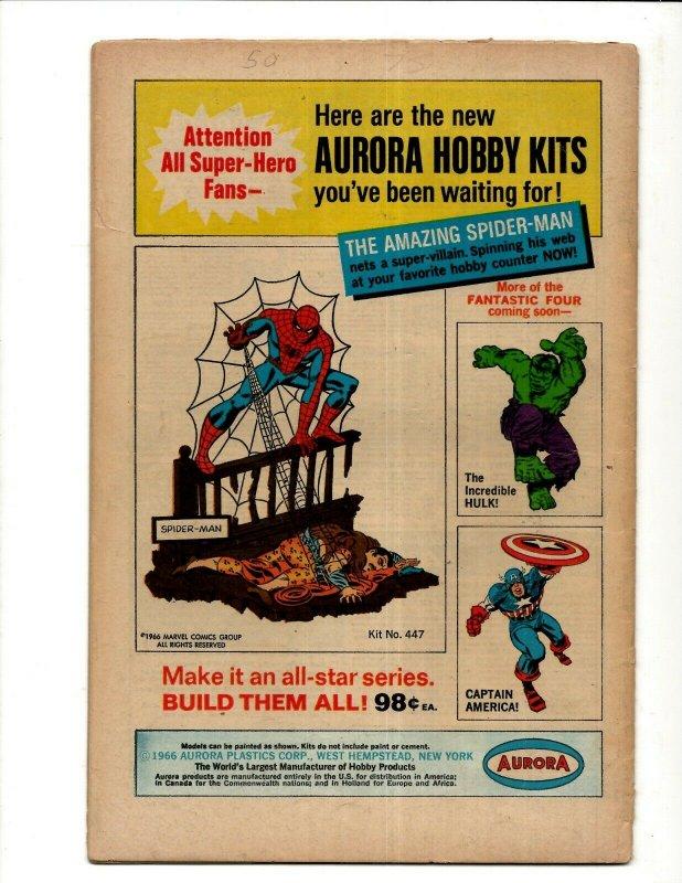 Avengers # 35 VG/FN Marvel Comic Book Hulk Thor Iron Man Captain America BJ1