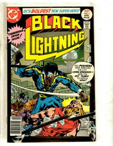 Black Lightning # 1 NM- DC Comic Book 1st Appearance Justice League Flash J462