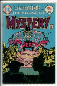 HOUSE OF MYSTERY (1951 DC) #233 FN+ A03690