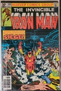 Invincible Iron Man 148