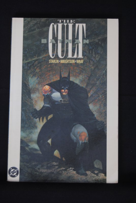 Batman The Cult, first print, Starlin,Wrightson,Wray