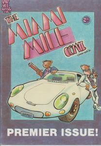 THE MIAMI MICE - SET OF TWO COMICS - PREMIER & #3