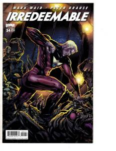 5 Irredeemable Boom! Comic Books # 24 (24) 25 26 Special # 1 Waid Krause MS10