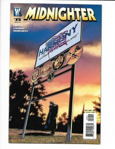 Midnighter #15 DC (Wildstorm) 2008 NM 9.4 Chris Sprouse cover.