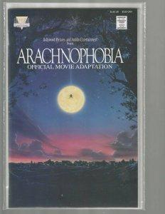 Arachnophobia, Official Movie Adaptation, High Grade