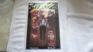 1992 KARDIA COMICS ICARUS # 1