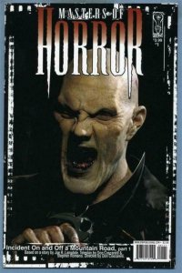 MASTERS of HORROR #1, NM-, Lansdale, IDW, Terror, 2006,more Horror in store, V