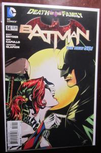 Batman (2013 2nd Series) #14B, 7.5
