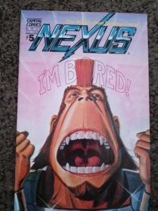 Nexus #5 (1984) VF-NM