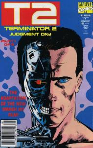 TERMINATOR 2 JUDGEMENT DAY (1991) 1-3  'HASTA LA VISTA'