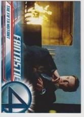 2005 Upper Deck Fantastic Four Movie THE FIFTH MUTANT #27