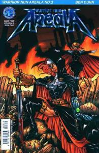 Warrior Nun Areala (Vol. 3) #3 VF/NM; Antarctic | save on shipping - details ins