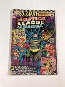 Justice League Of America 48 1.8 Gd- Good- Dc Silver