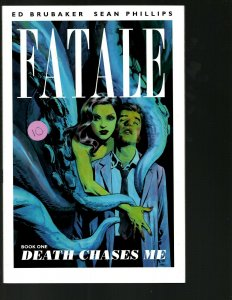 Fatale Vol. # 1 Death Chases Me Image Comic Book TPB Graphic Novel J402