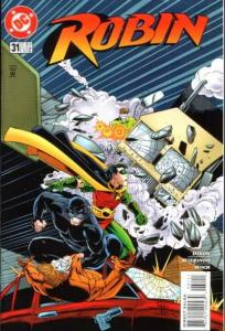 Robin (1993 series) #31, NM (Stock photo)