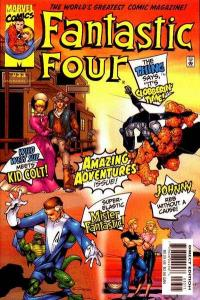 Fantastic Four (1998 series) #33, NM- (Stock photo)
