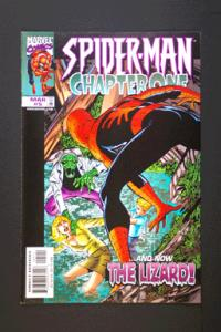 Spider-Man Chapter One #5 March 1999