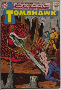 Tomahawk #91 1964-DC-horror cover & story-FN/VF