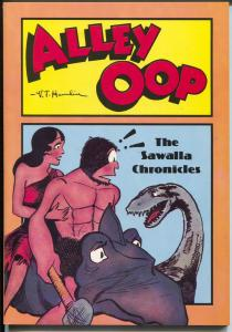 Alley Oop 1983-reprints The Sawlaa Chronicles from 1936-Hamlin-NM