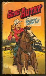 Gene Autry and The Bandits of Silver Tip #700-10 1949-Jesse Marsh-VF
