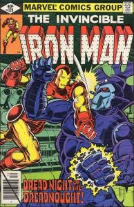 Marvel IRON MAN (1968 Series) #129 VF-