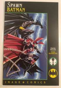 Spawn Batman; Direct Edition **VF/NM ->NM+**